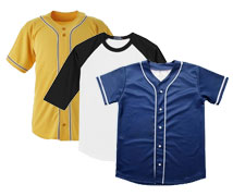 Custom Baseball & Softball Apparel