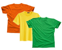 Custom Short Sleeve T-Shirts