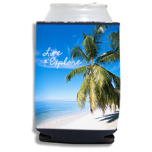 Custom Full Color Collapsible Koozies